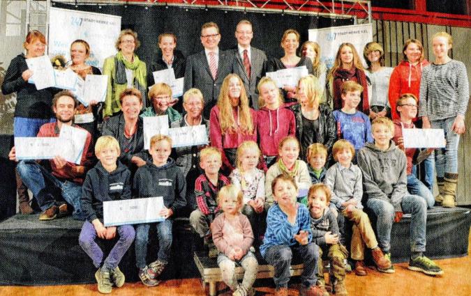 Beitrag zum Umweltpreis der Stadtwerke (Rendsburger Nachrichten)