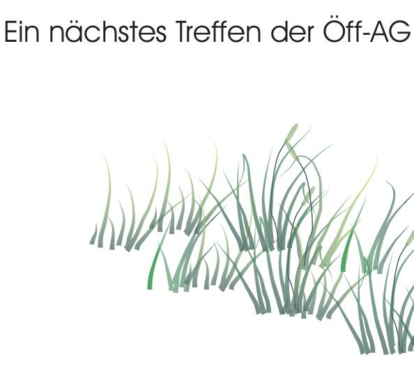 Protokoll Öffi-AG, 9.3.2017